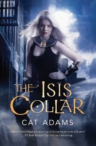 The Isis Collar, by Cat Adams