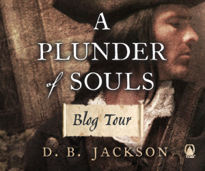A Plunder of Souls, Summer 2014 Blog Tour