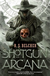 Shotgun Arcana cover pic