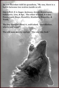 Wolf you Feed