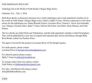 Rogue Mage Anth Press Release Pic