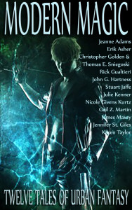Modern Magic Front Cover 2