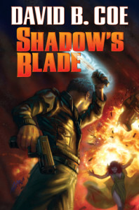 Shadow's Blade, by David B. Coe